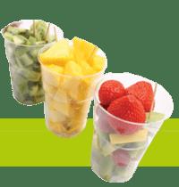 fruits découpés livraison entreprise